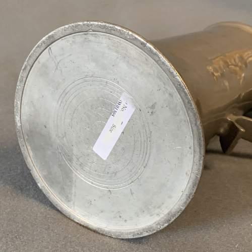 Antique Pewter Flagon image-6