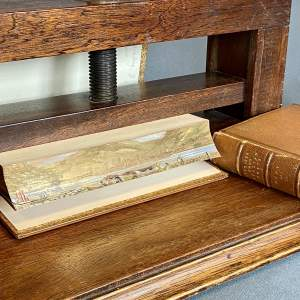 Two 19th Century Fore Edge Painted Books - Stories from Italian Poets
