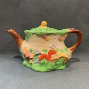 Royal Winton Pixie Teapot