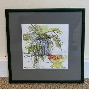 Original Watercolour by Lorraine Wake - Still Life
