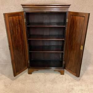 19th Century Mahogany Bookcase