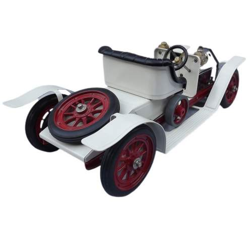 1970s Unused Mamod SR1 Live Steam Model of Edwardian Roadster image-4