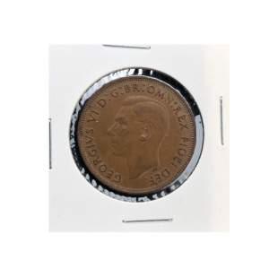 1950 George VI Penny