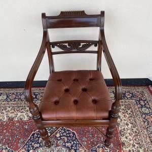 Regency Desk Chair