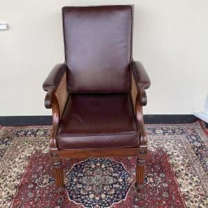 Regency Bergere Arm Chair