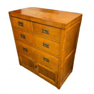 1940s Military NAAFI Chest of Drawers