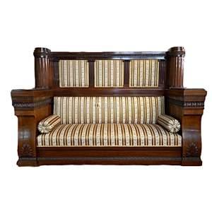 Antique Neoclassical Style Sofa