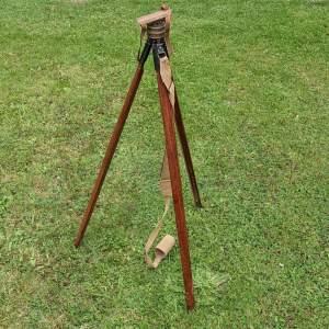 WWII Tripod Stand - Lamp or Helio A Mark III