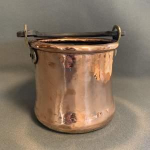 20th Century Copper Planter