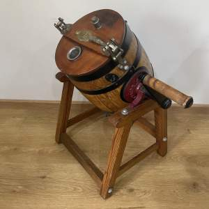 No 1 Wade & Sons Butter Churn - Victoria Churn Patent 1879