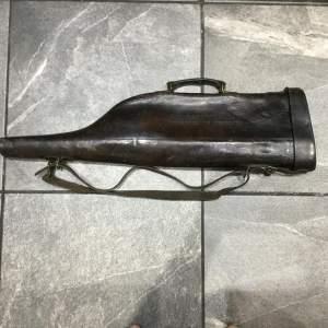 Shoulder of Mutton Leather Gun Slip