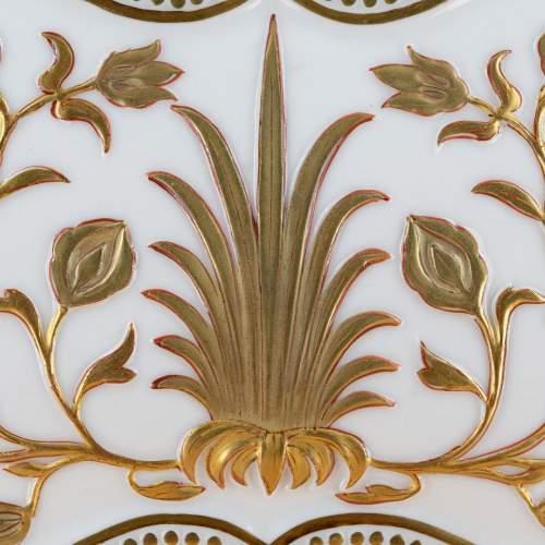 Antique Royal Worcester Cloud Form Vase image-5