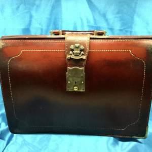 WW2 period officers briefcase