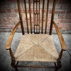 Georgian Elbow Chair