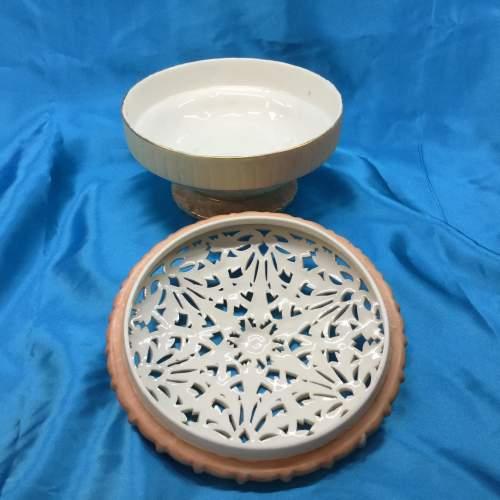 Locke and Co Worcester Pot Pourri Bowl image-3