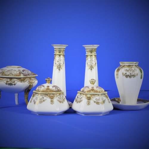 Noritake Dressing Table Vanity Set image-2