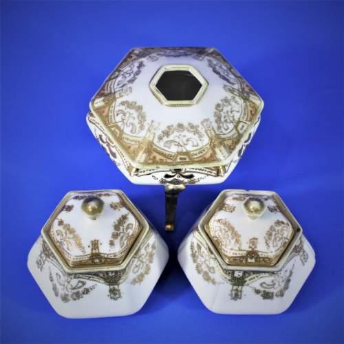 Noritake Dressing Table Vanity Set image-4