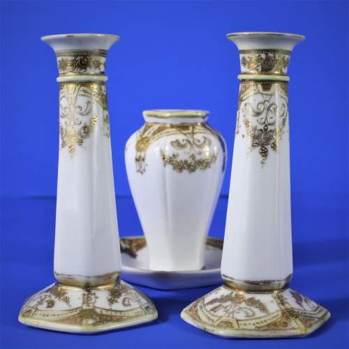 Noritake Dressing Table Vanity Set image-3