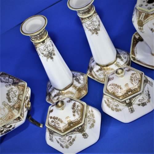 Noritake Dressing Table Vanity Set image-1