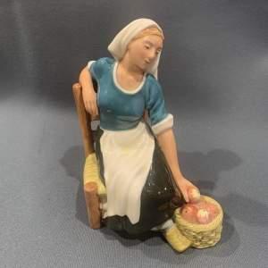Royal Doulton The Apple Maid