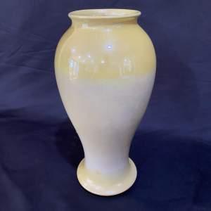 Moorcroft Burslem Lustre Vase