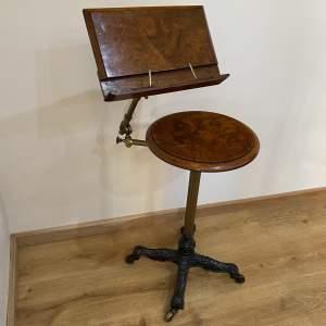 John Carter Reading Machine - Reading Stand - Victorian