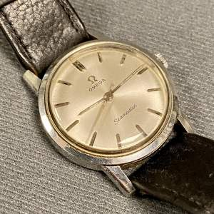 Omega Seamaster 1960s Gents Watch