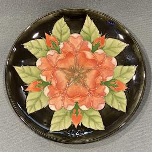 Moorcroft Limited Edition 1991 Christmas Plate