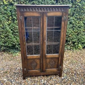 1930s Oak Bookcase