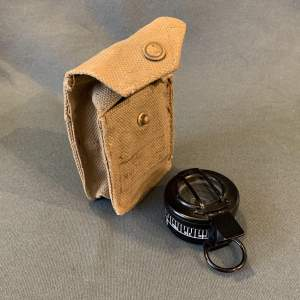 WW2 Mark III Prismatic Marching Compass