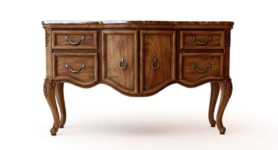 Antique dresser - Victorian dressers & all things dark: why 19th-century furniture is back in vogue