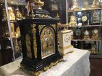 Antique clocks at Hemswell Antique Centres