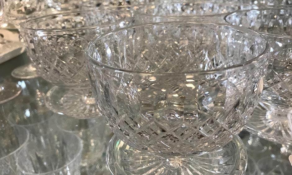 Marks on Glass | Old glass bottles