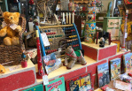 Antique games and vintage toys at Hemswell Antique Centres