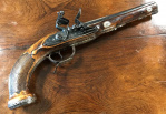 A collector's guide to militaria: Antique guns at Hemswell Antiques